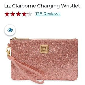 Liz Claiborne Charging Wristlet